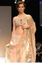 Payal Singhal Bridal Collection : BLUSH ZARDOSI & CRYSTAL LEHENGA