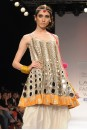 Payal Singhal Indian Wear Collection : MIRROR WORK SHORT KURTA