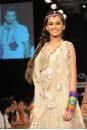 Payal Singhal Bridal Collection : ECRU MIRROR LEHENGA