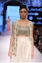 Payal Singhal Indian Wear Collection : MINAR DHOTI SET