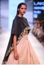 Payal Singhal Indian Wear Collection : PARI CAPE SKIRT SET