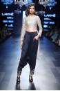 Payal Singhal Indian Wear Collection : SONIA CROPPED ANARKALI SET