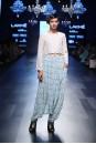 Payal Singhal Indian Wear Collection : DARA CROP TOP SET