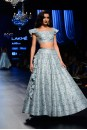 Payal Singhal Indian Wear Collection : NATALYA RUFFLE LEHENGA SET