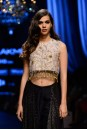 Payal Singhal Indian Wear Collection : PASHA CROP TOP SET