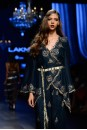Payal Singhal Indian Wear Collection : AIDA OVERLAP KURTA