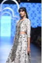 Payal Singhal Off The Runway Collection : RANYA OGEE PRINT EMBROIDERED CHOLI AND JANNAT PRINT LEHENGA