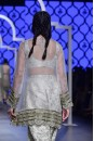 Payal Singhal Off The Runway Collection : ISRA EMBROIDERED KURTA WITH BROCADE BUSTIER AND SALWAR WITH DUPATTA