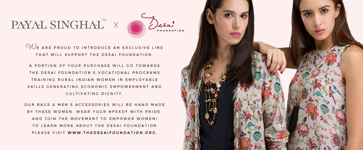 PS X DESAI FOUNDATION